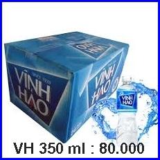 nước Vĩnh Hảo 350 ml