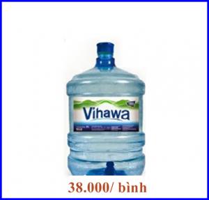 nước tinh khiết 20 lít